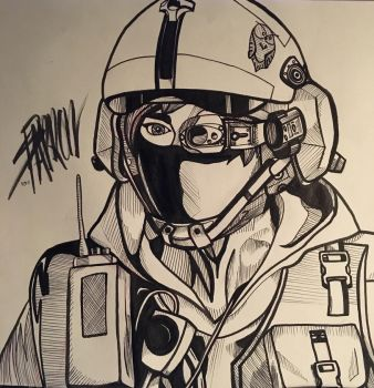 IQ by imminentsparrow