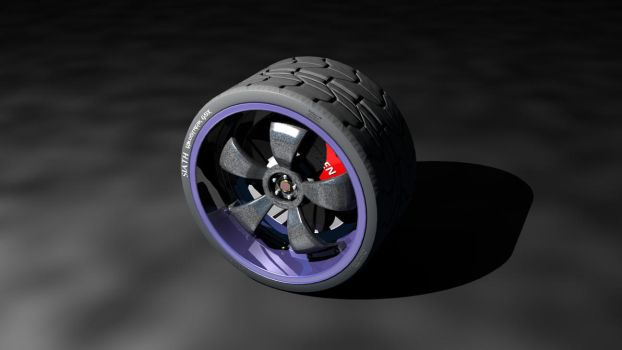 Rim n Tire by SiathLinux