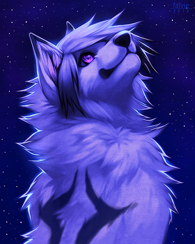 Celestial Gaze by falvie