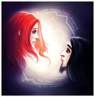 All the Words.. by dual-personality