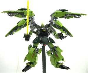 NZ-666 Kshatriya by graybandit