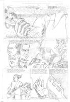 Inventing the Steel pg 4 pencils by introvertedart