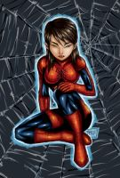 SPIDEY+THEA by morphine-sedatives