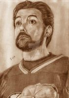 Kevin Smith by MercuryRapids