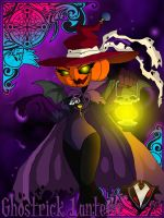 Ghostrick'd - Lantern by PlayboyVampire