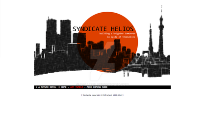 Syndicate Helios by calliedl