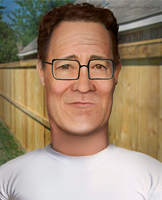 Hank Hill by Laughing-Sky