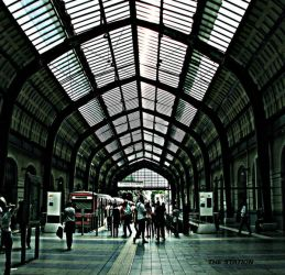 The Station by StrippedSoul