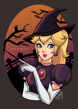 Happy Halloween by Miss-Excentrique