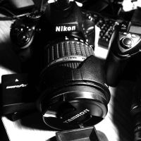 Nikon D5100 (new one) by FullLunaPhoto