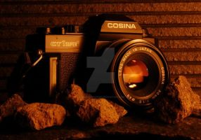 My Old Strong Camera by daphotographer
