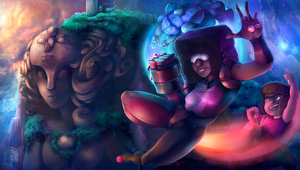 Made of Love [Garnet] by SubliminalPeacock