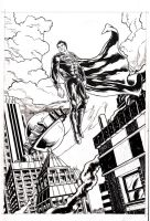 Man of Steel by jciolli