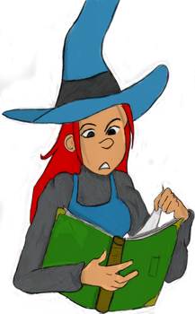 melusine the witch 2 by talicaDk
