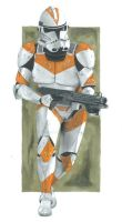 212th Clone Trooper by TolZsolt