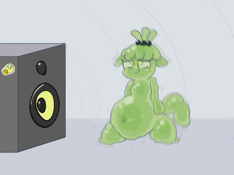 Gel Craves that Heavy Bass by baratus93