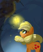 The golden apple by MissPolycysticOvary