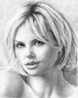 Charlize by mwford