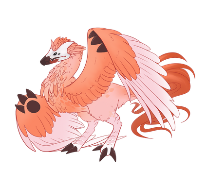 [CLOSED] American Flamingo Memic by SlayersStronghold