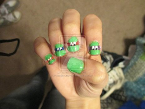 nails by trueamortentia