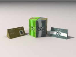 Tea packaging by t17dr