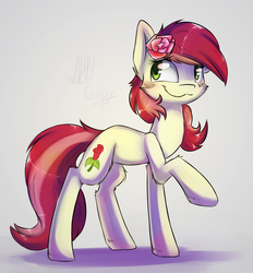 Commission - Roseluck by SupLoLNope