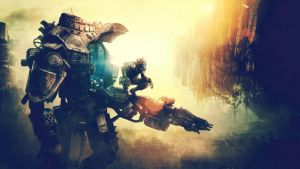 Titanfall vintage colored by AcerSense