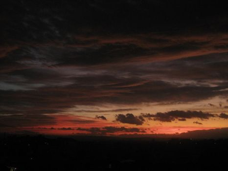 Sunrise From Home by vessy9