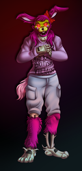 Commission- Pixell by Rusty0