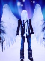 Icy Blue (Ice VS Fire : Ice Version) by Lovepiko