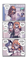 Negative Frames - 12 by Parororo