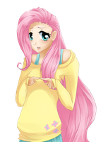 Fluttershy by floatkitty