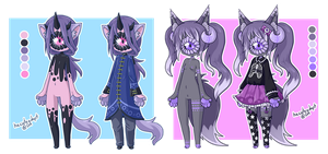 Celestial Critters Guest Adopts [Closed] by Hecateadopt