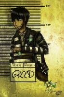 Greed by GhostCamelion