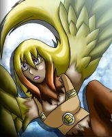 Illia: Child of the Sky by AxisofDestruction