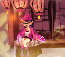Sweet Callie by YorixChan