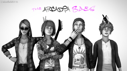If the girls ever started a band by nicefieldSFM