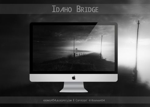 Idaho Bridge by Kronos454