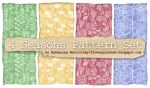 4 Seasons Pattern Set by Kaos-Felida