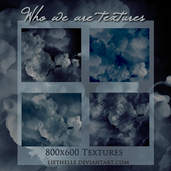 Who we are - 800x600 Textures. by Liethelle