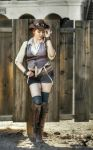 WWWC7 Steampunk Girl Cecily Gatewood by PhotosbyRaVen