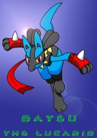 Batsu The Lucario - Remastered