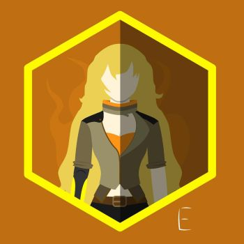 Yang Xiao Long vol 4 Icon by thelivingethan