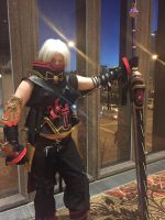 NDK Competition 2016 Group - Haseo by trinityrenee