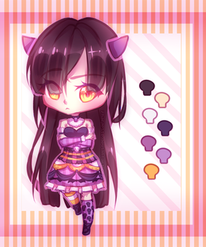 ADOPTABLE AUCTION #3 (CLOSED) by Zharleste