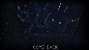 Come Back by Miles9659