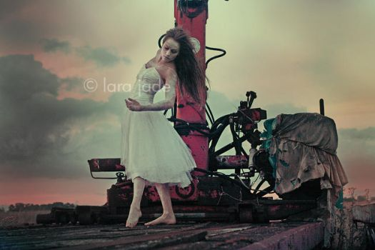 Moments Fade.. by larafairie