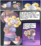 Undertale: STARS page 2 by ScruffyPoop