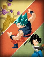 Best of Universe 7 - Minimalist Poster by Horira21