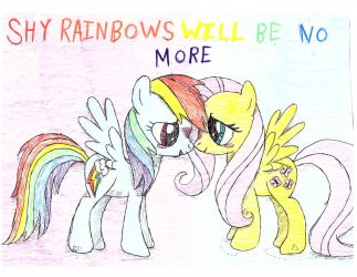 We Will Be Shy No More by BlueBookWard